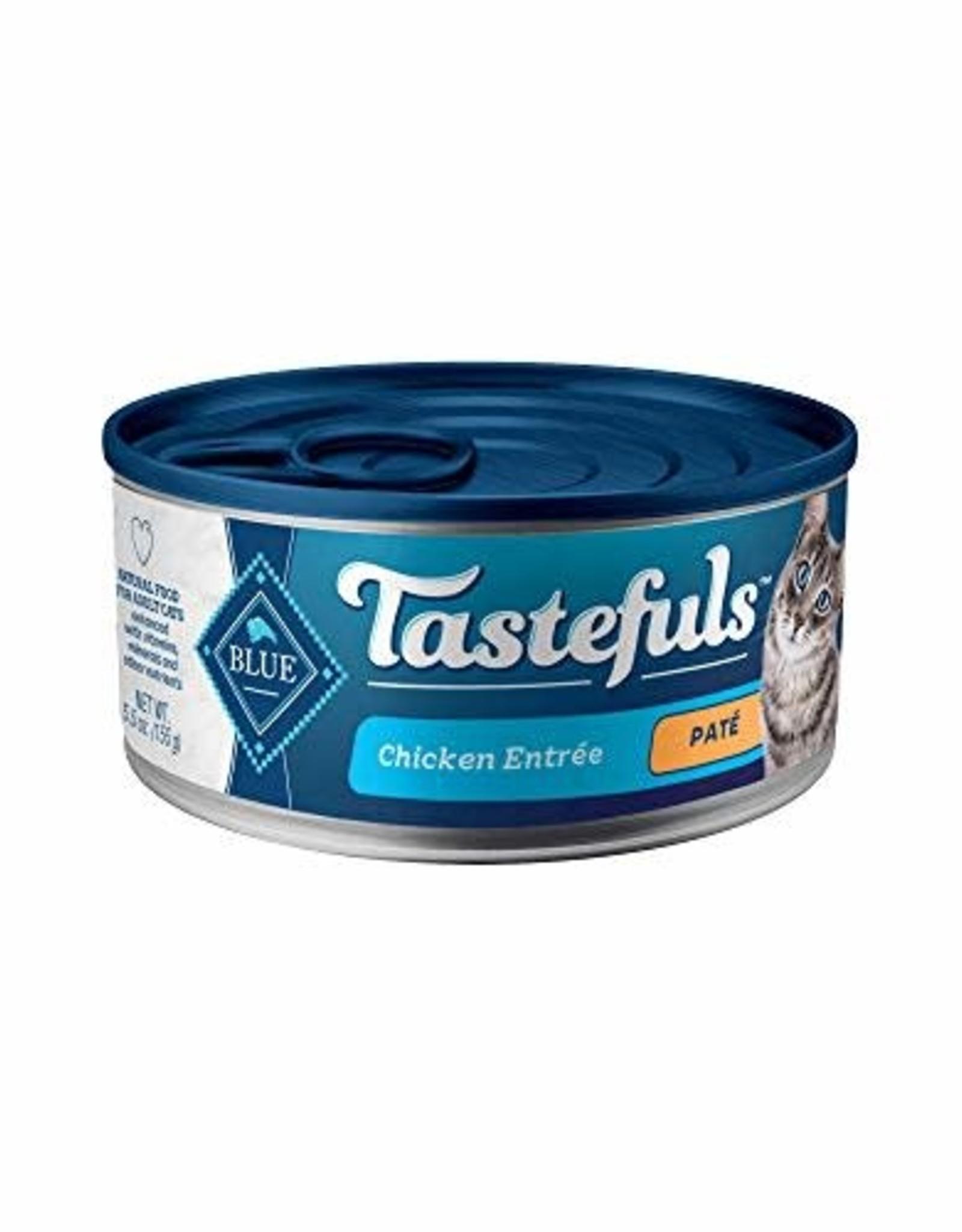 Blue Buffalo BLUE BUFFALO CAT TASTEFULS PATE KITTEN CHICKEN ENTREE 3oz