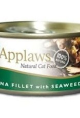 Applaws APPLAWS CAT TUNA & SEAWEED 2.47OZ