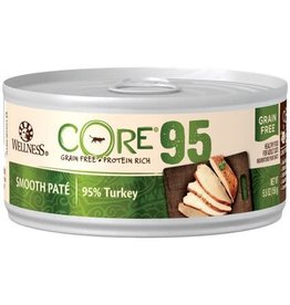 Wellness WELLNESS CAT CAN CORE 95% CHICKEN SMOOTH PATE, 5.5 oz.