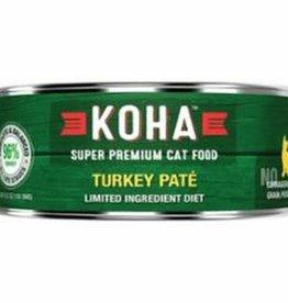 Koha KOHA Cat Turkey Pate 5.5oz