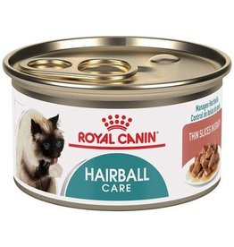 Royal Canine Royal Canin Hairball Care Thin Slices In Gravy Wet Cat Food 3 Oz. Can