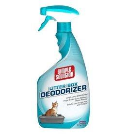 Simple Solution Simple Solution Cat Litter Box Deodorizer 32 oz
