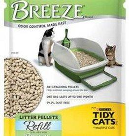 NESTLE PURINA PETCARE COMPANY TIDY CAT BREEZE LITTER PELLETS, 3.5#