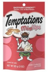 "MARS PET CARE Temptations Mix Up's ""Backyard Cookout"