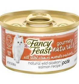NESTLE PURINA PETCARE COMPANY FANCY FEAST CAT CAN SALMON 3 oz