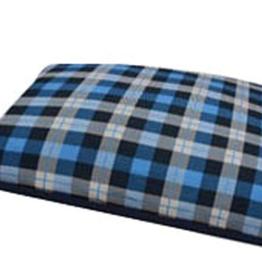 "DOSKOCIL MFG CO DBA PETMATE Petmate Aspen Plaid Rectangular Pillow Bed Assorted 27 x 36"""