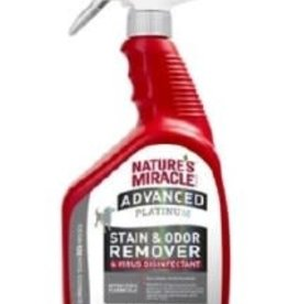 Nature's Miracle NM ADV DISNFCT S&O REMOVER DOG 32 oz