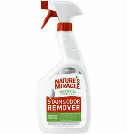 Nature's Miracle Nature's Miracle Just For Cats Stain & Odor Remover 12/32oz