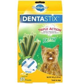 Pedigree Dentastix Fresh Mini 21 ct 7 / 5.26 oz