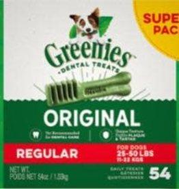 Greenies Greenies Dental Chews Regular 54oz.