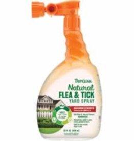 TropiClean Tropiclean Natural Flea & Tick Yard Spray 32 oz