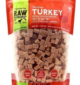 Raw Dynamic Raw dynamic turkey dog 6lbs