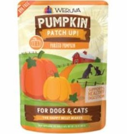 Weruva Weruva Dog & Cat Pumpkin Patch Up Pouches GF 2.80 oz 12/Sleeve