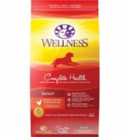 Wellness Wellness CH Senior Deboned Chicken/Barley 5LB(6)