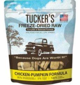 Tucker's TUCKER'S DOG FREEZE DRIED CHICK EN PUMPKIN 14oz/8