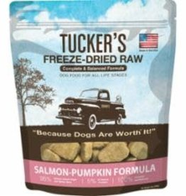 Tucker's TUCKER'S DOG FREEZE DRIED SALMO N PUMPKIN 12oz/8