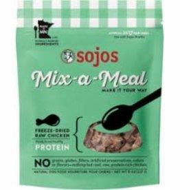 Sojo's SOJOS DOG FREEZE-DRIED MIX-A-MEAL PROTEIN CHICKEN 8OZ