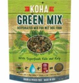 Koha Koha Dog Food Grain Free Dehydrated Green Mix 2lbs
