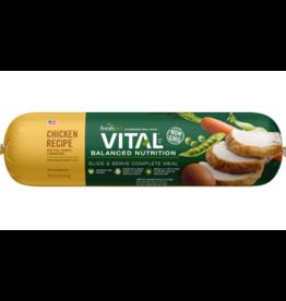 Freshpet Freshpet Vital Chicken Vegetable Rice Roll - 6 lb