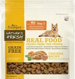 Freshpet Freshpet Nature's Fresh Grain-Free Chicken Recipe For Dogs 1.75#