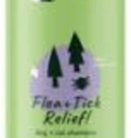 Kin+Kind Kin+Kind Lavender Natural Flea & Tick Plant-Based Shampoo for Dogs & Cats 12 oz