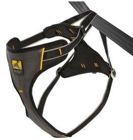 Kurgo Kurgo Harness Impact Seatbelt Black Medium 25-50#