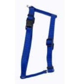 """Coastal Coastal Style 6943 Adjustable Harness 1"""" x 28-36"""" Blue"""