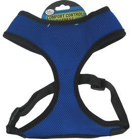Four Paws Four Paws Comfort Control Harness Large Blue