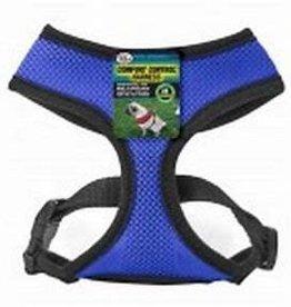 Four Paws Four Paws Comfort Control Harness Medium Blue