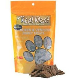 The Real Meat Company Real Meat Dog Treat Chicken & Venison 12 oz
