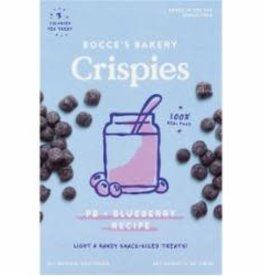 Bocces Bakery Bocce's Bakery Peanut Butter + Blueberry Crispies Treat 10 oz