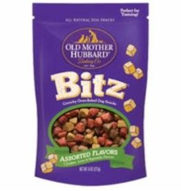 Old Mother Hubbard Old Mother Hubbard Assorted Bitz 8/8 oz Case