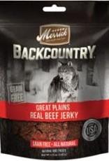 Merrick Backcountry Great Plains Beef Jerky 4.5OZ (6)