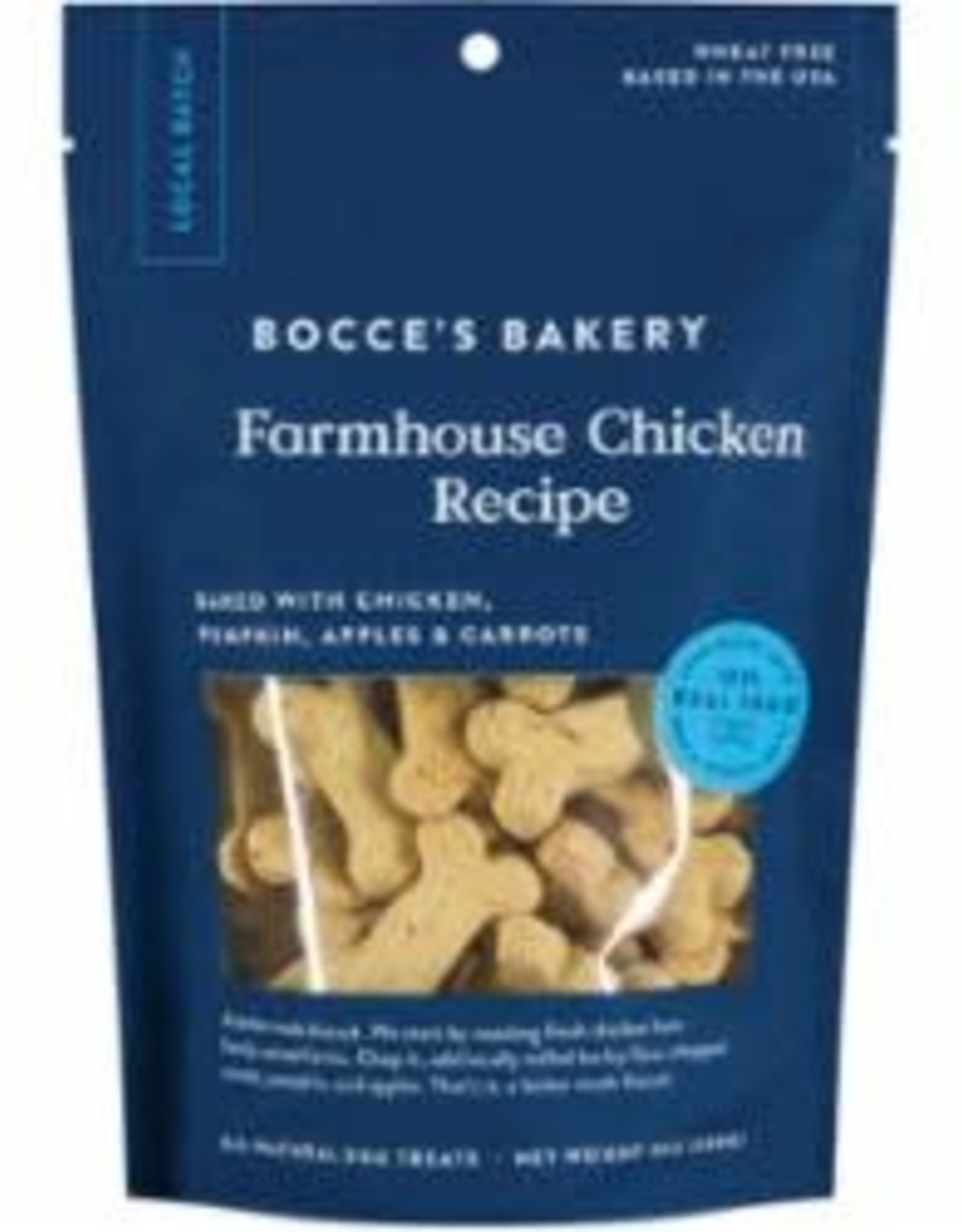 Bocce's Bakery BOCCE'S BAKERY DOG BISCUITS FARMHOUSE CHICKEN 8OZ