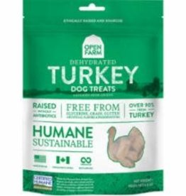 Open Farm OPEN FARM DOG DEHYDRATED TURKEY 4.5OZ