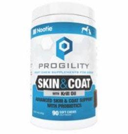Nootie Nootie Progility Skin & Coat 90 Count