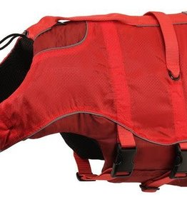 Kurgo Kurgo Surf N Turf Lifejacket XSmall Red