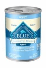 Blue Buffalo Blue Buffalo  Homestyle Chic Puppy 12.5z