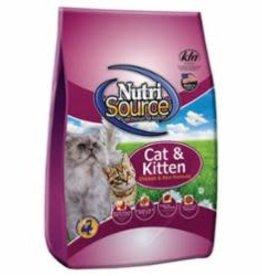 Nutri Source NutriSource Chicken & Rice Cat 1.5 lb