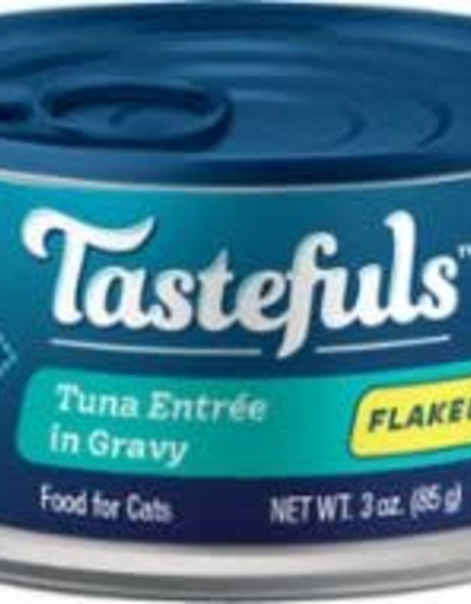 Blue Buffalo Blue Buffalo Cat TASTEFULS FLAKED ADULT TU NA ENTREE 3oz/12
