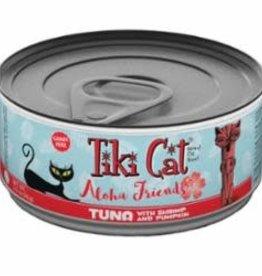 Tiki - Petropics TIKI CAT ALOHA CAN 3 OZ TUNA SHRIMP PUMPKIN 12/CS