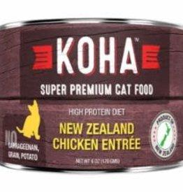 Koha Koha Cat Can Grain Free Chicken Pate 3 oz