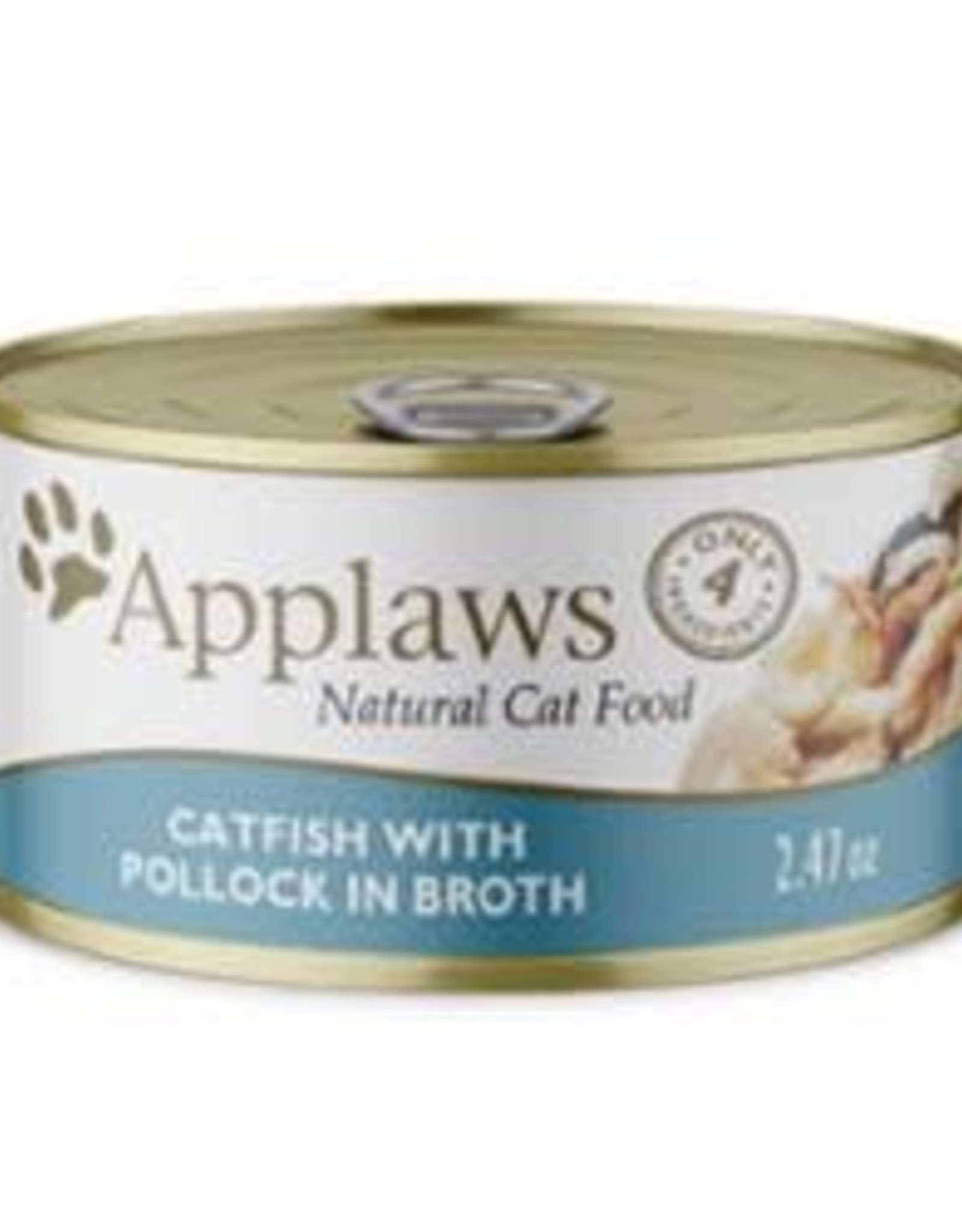 Applaws Applaws Catfish With Pollock 2.47oz