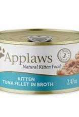 Applaws APPLAWS CAT KITTEN TUNA 2.47OZ