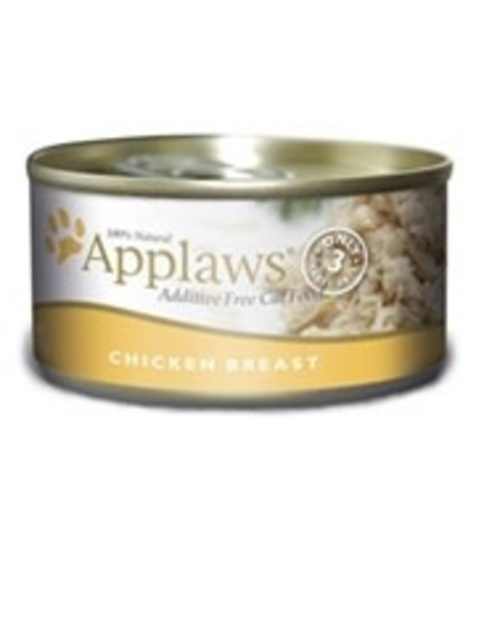 Applaws APPLAWS CAT CHICKEN BREAST 2.47OZ