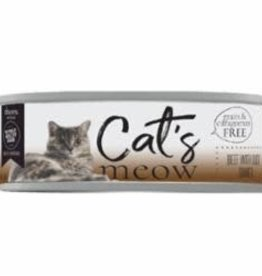 Daves Pet Food DAVE'S PET CAT CAT'S MEOW BEEF WITH DUCK DINNER 5.5OZ