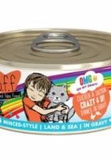 Weruva Weruva BFF Cat Crazy 4 U Chicken And Salmon 5.5oz