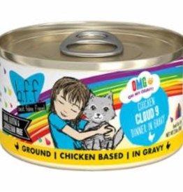 Weruva Weruva BFF OMG Can Grain free Chicken - Cloud 9 2.8 oz