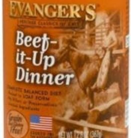 Evanger's Evangers Beef It Up Dinner Wet Cat Food 12.8 Oz