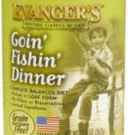 Evanger's Evangers Goin' Fishin' Dinner Canned Cat Food 12.8 Oz